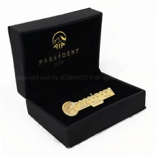 Gold Lapel Pin
