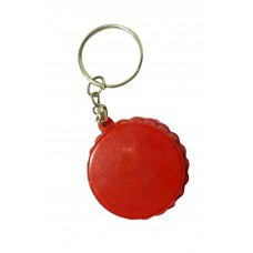 Funny Design 3D Plastic Keychain