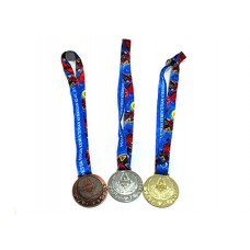 Satin Ribbon Medal
